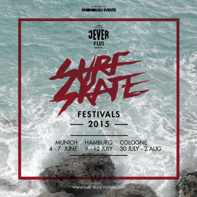 ARTWORK Surf & Skate Festival 2015