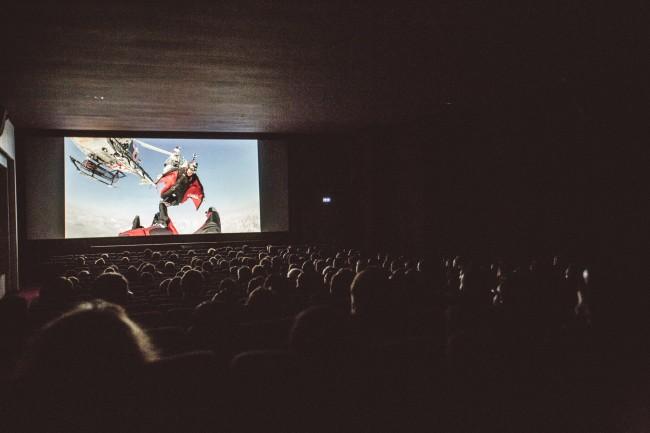 Wingmen Premiere Grand Rex