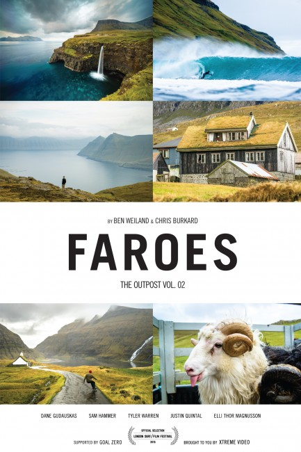 Faroes Poster - Festival