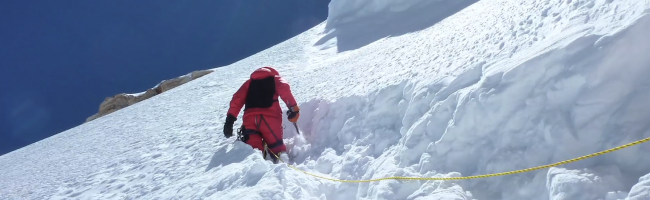 K2: SIREN OF THE HIMALAYAS - Summit Attempt