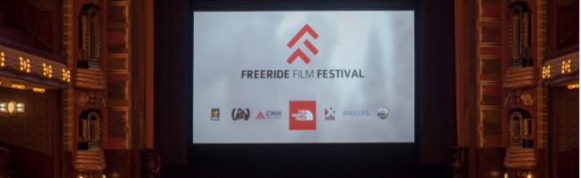 Freeride Film Festival 2014 in Amsterdam by wePowder and X-Treme Video