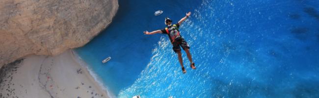 Carlos Pedro BASE Tripping
