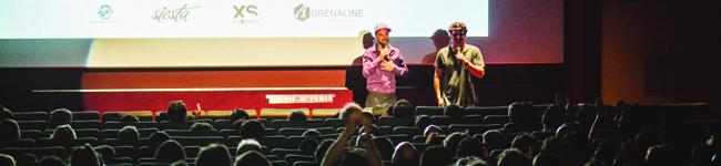 Wingmen Premiere Paris stage