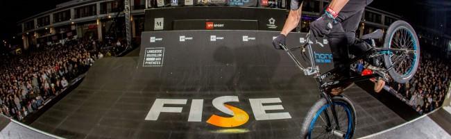 FISE BMX 2 360 XTreme Video