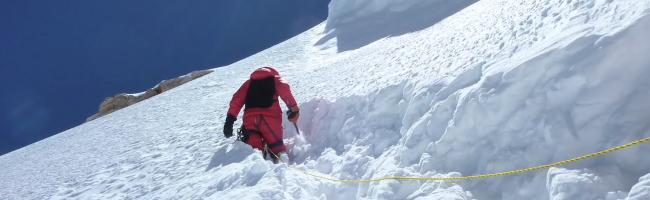 K2: SIREN OF THE HIMALAYAS - Summit Attempt